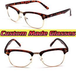 Wholesale Retro old time fashion most in custom made reading glasses