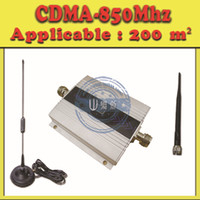 Wholesale m Cable Antenna gsm Mhz repeater booster CDMA Mobile Phone Signal Repeater Booster Amplifier Receivers