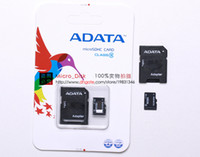 Wholesale Best GB GB GB Class Micro SD TF Memory Card MicroSDHC Card with Free Adapter Retail Package for Samsung Galaxy S4 S5 Note