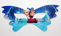 Cheap Romance snow goggles mask princess party supplies kids birthday party decoration dress party 12