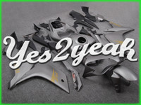 Wholesale YAMAHA YZF R1 motorcycle fairing Injection Mold Fit YZF R1 YZF R1 YZFR1 Fairing Gray Y17Y60