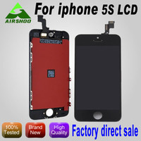 Wholesale for Apple iPhone S Replacement Repair Parts Full Assembly Front LCD Display Lens With Touch Screen Digitizer High Quality In stock