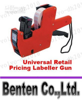 Wholesale LLFA7233 Pricing Price Labels Labeler Tag Tagging Marking Guns Hot Brand New Fashion