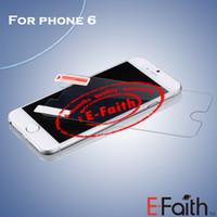 Haute définition Film protecteur d'écran avant et arrière pour iphone 6 4.7 inch-Free shipping