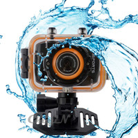hd digital camera - New Arrival Waterproof p HD Action Touch Camera Cam Wide Angle Digital Camcorder Sport Video Camera DV DVR DVR19H