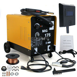 Wholesale US Flux Core welder Welding Machine Gas Welder AMP MIG V