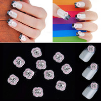 Wholesale 2014 Hot D DIY Metal Nail Art Tip Decals Decoration Bowknot Bows Mix Color Patterns Luxury Charm Jewelry Tools H11936