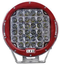 9 inch 96W Round CREE LED Work Light 12V 24V Flood Spot Bright Offroad Driving CAR TRUACK BOAT SUV 4WD SPOTLIGHT
