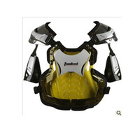 Wholesale knight armor equipped motocross chest protector back protector vest armor clothing drop resistance