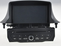 Wholesale Car DVD player MT for Megane3 GPS navigation system IPOD interface Bluetooth music and multi languages