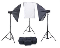 Wholesale SKYEAGLE Flash Heads SE160 Portable Studio Flash Kits Knob Flash Lighting Aluminum Studio Flash Sets W W W Mini Indoor Flash Kits