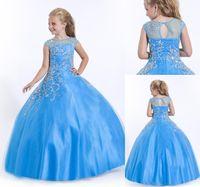 Cheap Girls Pageant Dresses Best Ball Gown