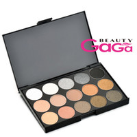 naked palette - BeautyGaGa Supply Colors Makeup Eye Shadow Eyeshadow Palette Camouflage Eyeshadow Concealer Neutral Naked Palette
