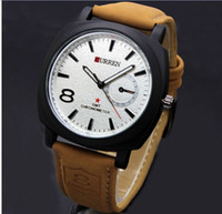 Cheap curren watch Best leather watch