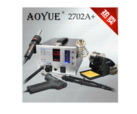 Cheap Aoyue 2702A+ Desoldering station Best 220V 1000W Hot Air gun