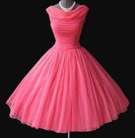 Where to Buy Knee Length Retro Prom Dresses Online? Where Can I ...