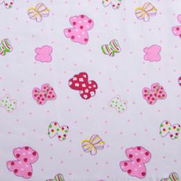 Wholesale 100 Cotton Print Fabric cm cm Width1 M Cartoon DIY BL010