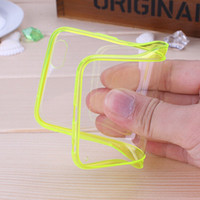 for iphone6 Ultral Thin Clear Transparent Soft Back Case Cov...
