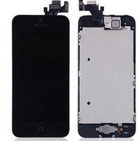 Wholesale complete For iPhone G LCD screen Display Touch Screen digitizer Frame replacement parts assembly Full set