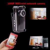Wholesale H P Mini DV DVR WIFI Camera Wireless Hidden Camera Audio video Recorder Mini camcorder Remote Control Z2