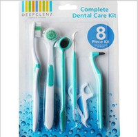 hygiene products - Complete Dental Care Kit in1 Home Oral Care Dental Care Tooth Brush Kit Cleaning Dental Hygiene Products set Oral Hygiene Drop Ship