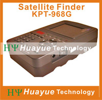 Wholesale KPT G satellite finder DVBS2 MPEG4 signal Inch TFT LED Handheld Multifunctional HD Satellite Finder meter