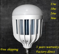 al radiator - High Power LED Bulbs LED Globe Light W W W W V E27 Epistar Chips AL radiator Built in