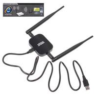 Ad alta Potenza del Segnale Re 2000mW 48DBI USB Wireless Adattatore di Rete SignalKing 999WN Antenna Wifi 150 mbps C1366