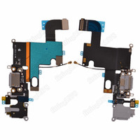 Wholesale NEW USB Dock Connector Charger Flex Cable for iPhone quot iphone plus quot Replacement Parts