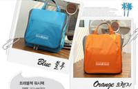 Wholesale woman Toiletry Makeup Kit Storage Check Waterproof Cosmetic Bag Picnic Wash handBag Korea Multifunctional Organizer travel bag