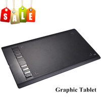 Wholesale Portable quot x6 quot USB Drawing Graphic Tablet Board with Cordless Digital Pen Levels RPS LPI