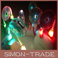Cheap Universal Visible cable Best   colorful LED USB cable