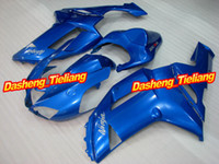 Wholesale Fairing For Kawasaki ZX6R ZX R Plastics Set Injection Molding Motorcycle Body Work Kit FK7020