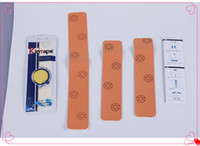 Wholesale Waist Kintape Protection From Sprain And Injuries Sports Taping Cotton Fabric Physical Tape Pieces One DL070104