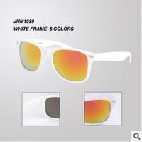 fashion plastic sunglasses - 2014 COLOR new fashion the plastic sunglasses woman man beach Good Cycling Bicycle Sports Protective Goggle Sun Glasses topB353 Pair