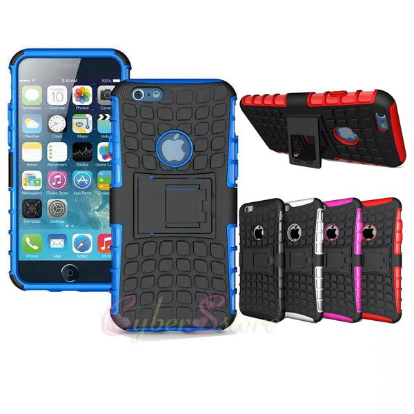 Buy iphone 6 5S 4S 6S Plus Hybrid Case Heavy Spiderman Duty Durable TPU PC Robot Hard iPhone6 i6 4 5 5C