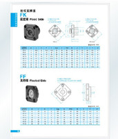 Wholesale ball screw holder quot Crown credibility quot ball screw support base FK6 bearing pillow block