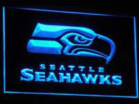 Wholesale b242 a b Seahawks Neon Light Sign