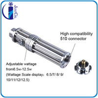 Silver Metal Innokin China supplier wholesale Cool Design Original Innokin VV VW E cig kit itaste 134 mod with Metal box