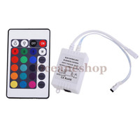Wholesale OCEA Key IR Remote Controller DC V for RGB SMD LED Strips Wireless