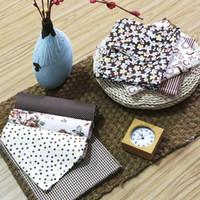 Wholesale piece x50cm brown cotton poplin fabric fat quarter bundle clothes bedding sewing cloth patchwork