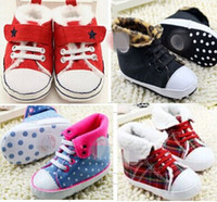 Wholesale pairs Baby prewalker shoes brand baby sneaker shoes top quality brand shoes very hot sale C14