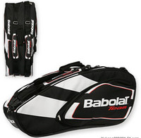 Wholesale New brand tennis racket bags badminton shoulder bag you can put of racket in this bags