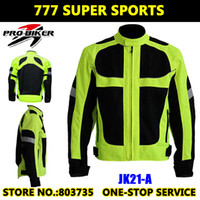 Wholesale Newest Moto GP Champion Reflective Motorcycle Jacket Safety Cycling Team Jackets With Elbow Shoulder Protective Pads