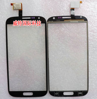 Wholesale 10PCs New quot HDC Galaxy S4 Legend SmartPhone touch screen Front Touch panel Digitizer Glass Sensor Replacement Free Ship