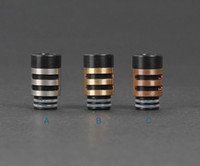Wholesale Rich Colors EGO E Cig Drip Tips mm Wide Wang Word Drip Tip Stainless Steel with Resin Atomizer Mouthpieces for CE4 Protank DCT Evod