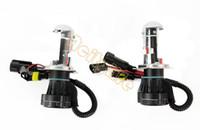 Wholesale High Quality New pair Car W Light Bi Xenon Hi Lo Beam HID Bulb Headlight Lamp H4 H4 K Light