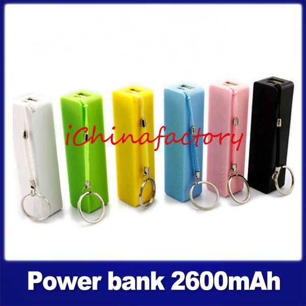 Buy powerbank 2600mAh Perfume Mobile Power Bank Charger - Portable External Backup Battery Pack Samsung iPhone HTC Sony Xiaomi