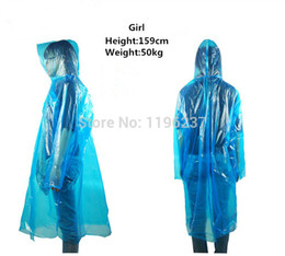 2pcs Plastic Raincoat Women Rain Coat Outdoors Coats for Adult Women Hiking Climbing Tour Rainwear