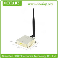 Wholesale EDUP AB003 Wi Fi GHz Broadband High Gain W Signal Booster for Wifi Router and Adapter